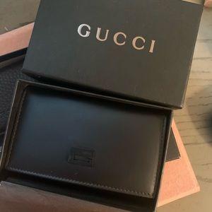 Authentic Gucci Key Case